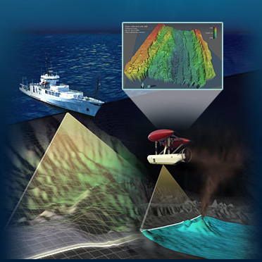 Although Understanding The Landscape Of The Ocean Floor Is Extremely  Important, Until Recently It Has Been Difficult To Make Topographic (or  Bathymetric) ...